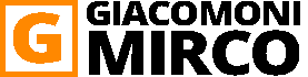Logo Giacomoni Mirco Camisano VI nero